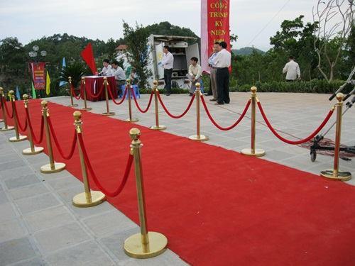 Ý nghĩa của thảm đỏ trong tổ chức sự kiện
