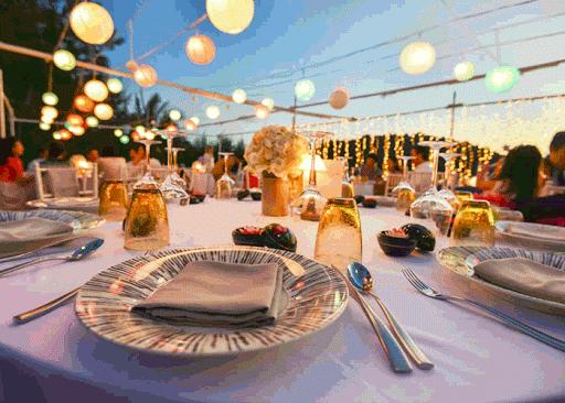 Tổ chức tiệc ngoài trời nhân dịp sinh nhật bạn cần lưu ý những gì?